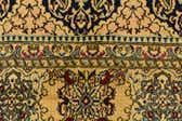 8' 2 x 9' 5 Kerman Persian Square Rug thumbnail