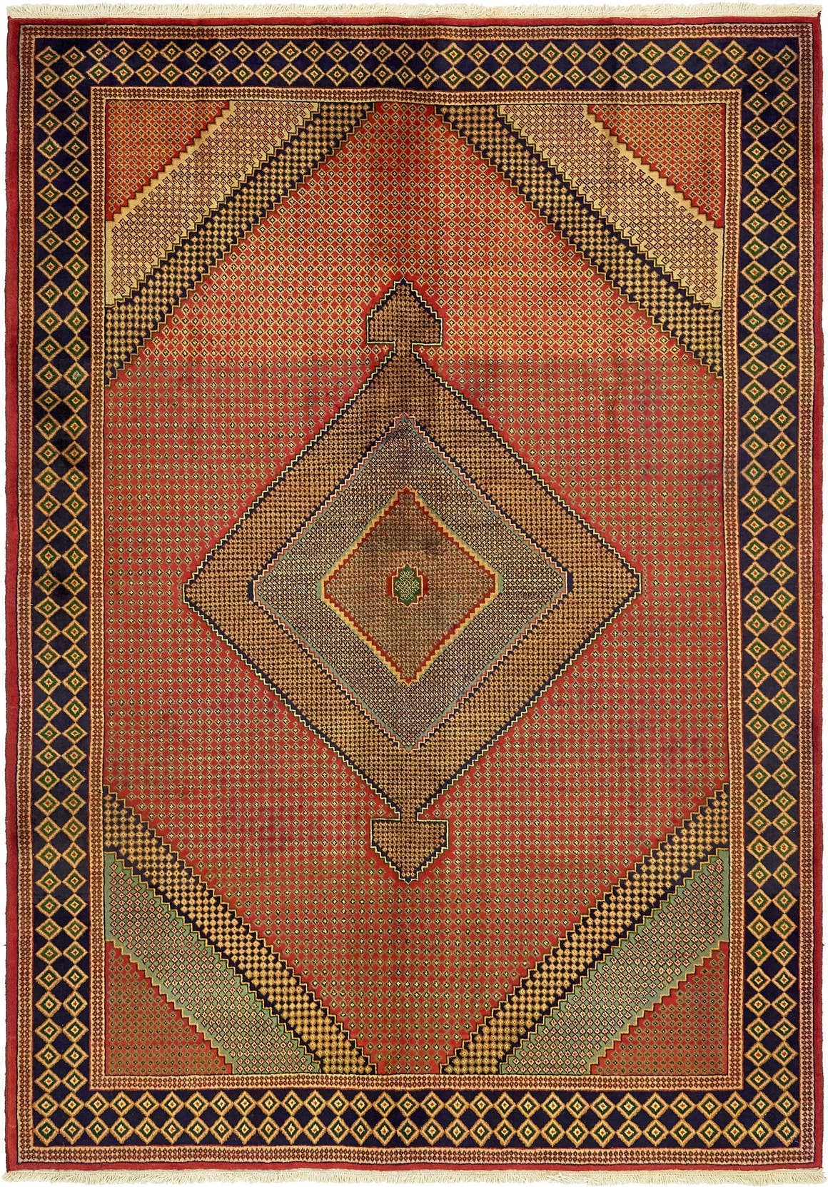 6' 8 x 9' 7 Mood Persian Rug main image