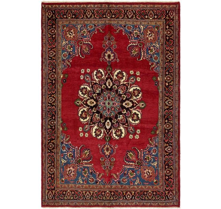 6' 8 x 10' Birjand Persian Rug