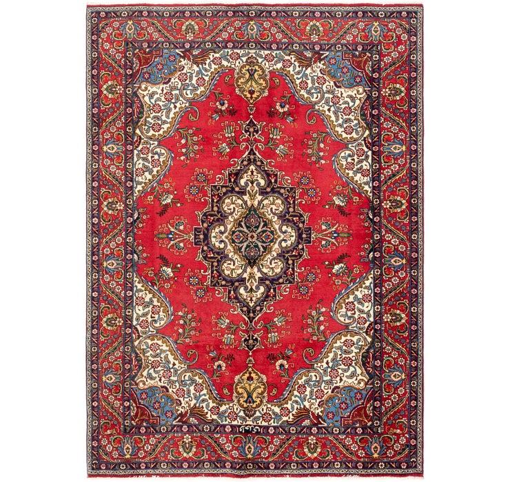 225cm x 315cm Tabriz Persian Rug