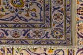 9' 10 x 12' 10 Kashan Persian Rug thumbnail