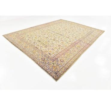 Image of 9' 10 x 12' 10 Kashan Persian Rug