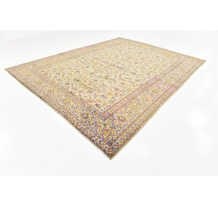 Image of 300cm x 390cm Kashan Persian Rug