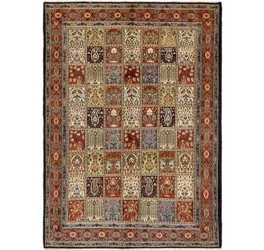 Image of 7' x 9' 8 Mood Persian Rug
