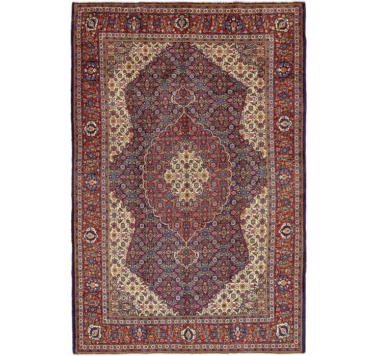 7' 4 x 11' Bidjar Persian Rug