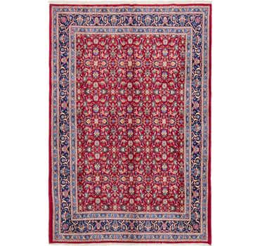 Image of 6' 7 x 10' Mood Persian Rug