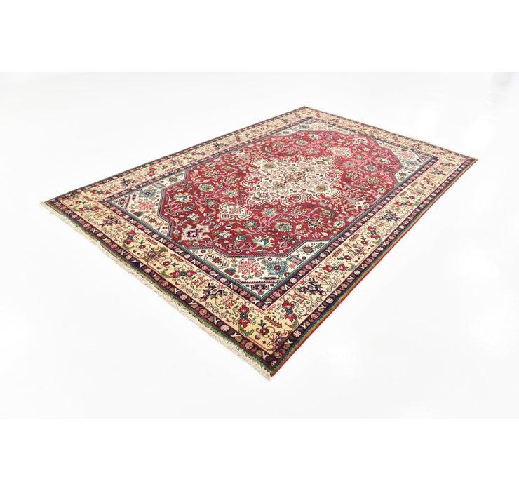 6' 8 x 10' 5 Tabriz Persian Rug
