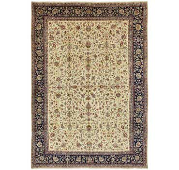 Image of 11' 2 x 16' 3 Kerman Persian Rug