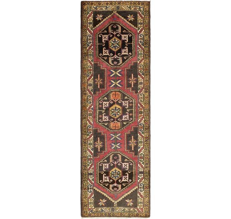 115cm x 375cm Sarab Persian Runner Rug