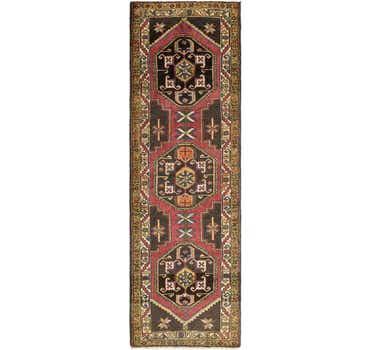 3' 9 x 12' 4 Sarab Persian Runner Rug