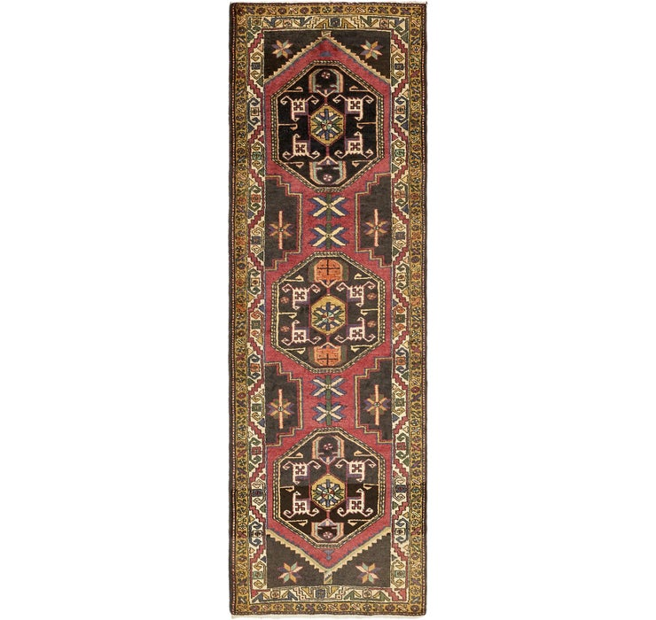 Image of 3' 9 x 12' 4 Sarab Persian Runner Rug