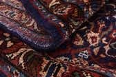 3' 8 x 13' 3 Hossainabad Persian Runner Rug thumbnail