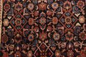 3' 8 x 13' 7 Hossainabad Persian Runner Rug thumbnail