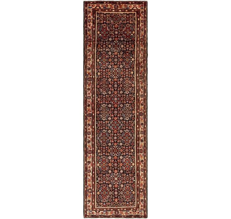 Image of 112cm x 415cm Hossainabad Persian Run...