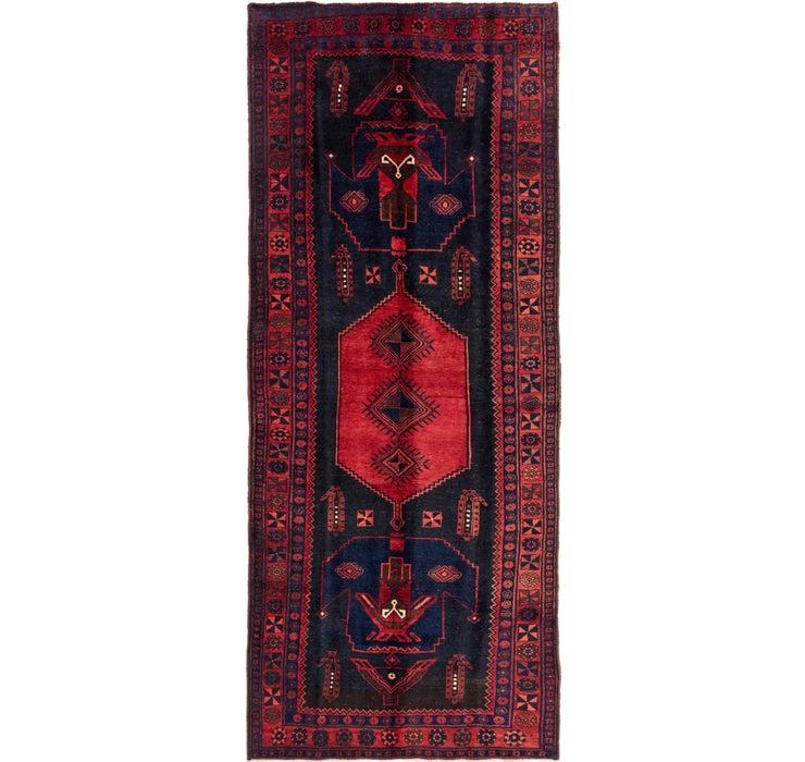4' 10 x 11' 10 Sirjan Persian Runner Rug