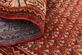 4' 5 x 13' 4 Botemir Persian Runner Rug thumbnail