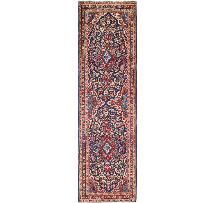 105cm x 380cm Tafresh Persian Runner ...
