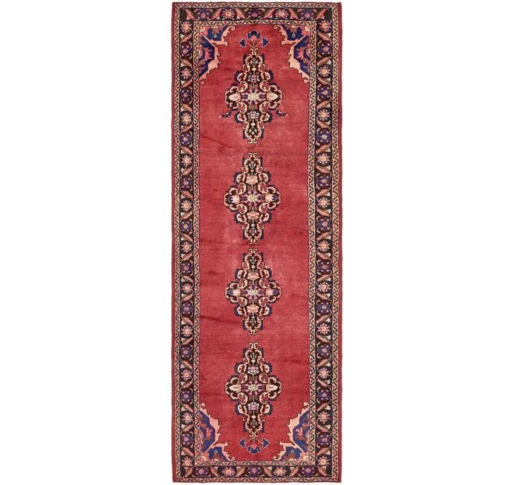 122cm x 375cm Ferdos Persian Runner Rug