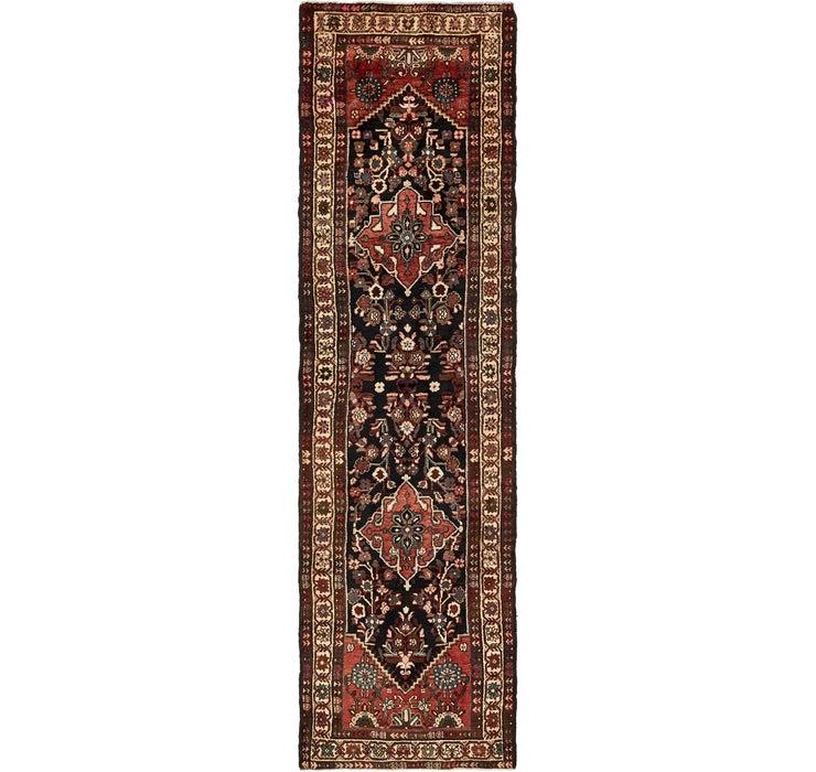 102cm x 375cm Mehraban Persian Runner...