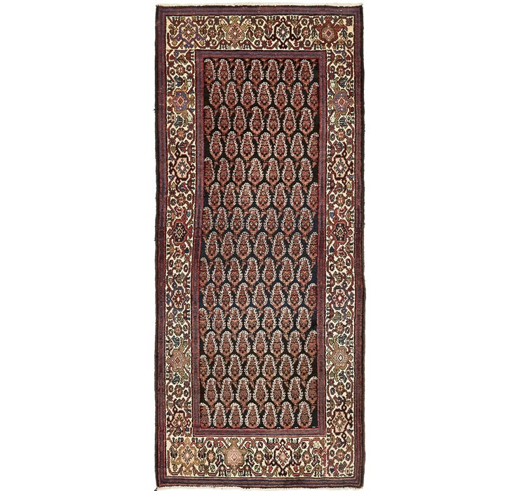 110cm x 257cm Malayer Persian Runner ...