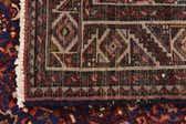 3' 7 x 11' 3 Hossainabad Persian Runner Rug thumbnail