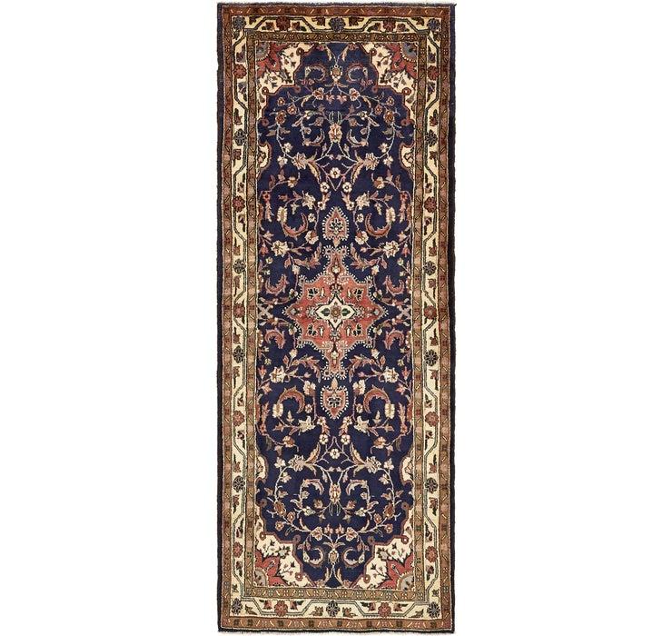 115cm x 312cm Khamseh Persian Runner ...