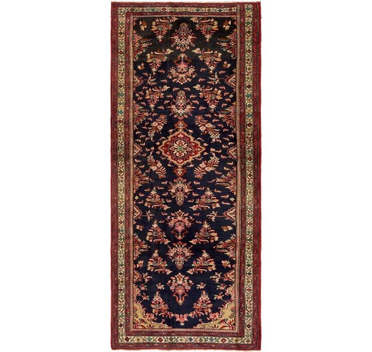 127cm x 305cm Bidjar Persian Runner Rug