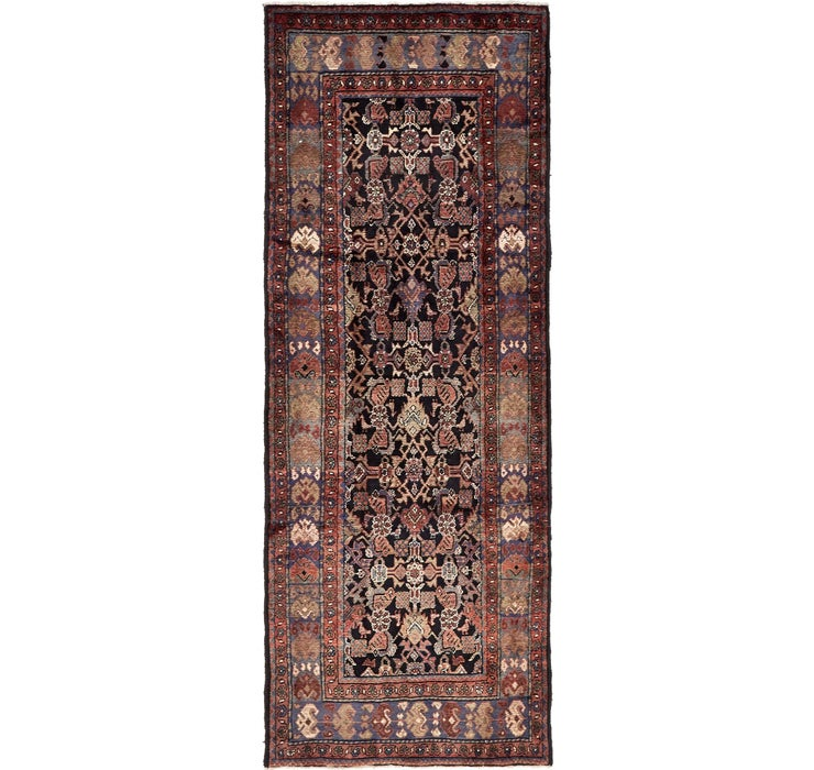 115cm x 307cm Malayer Persian Runner ...