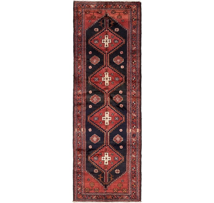 Image of 110cm x 310cm Borchelu Persian Runner...