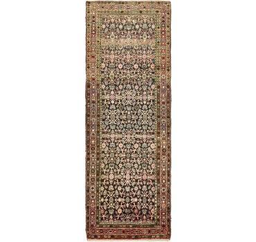3' 6 x 10' 2 Hossainabad Persian Runner Rug