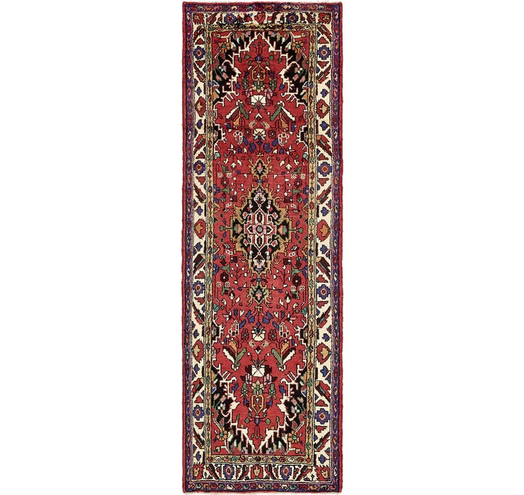102cm x 300cm Mehraban Persian Runner...