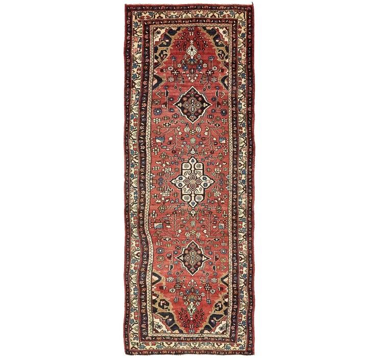 120cm x 325cm Khamseh Persian Runner ...