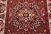 4' x 9' 6 Hossainabad Persian Runner Rug thumbnail