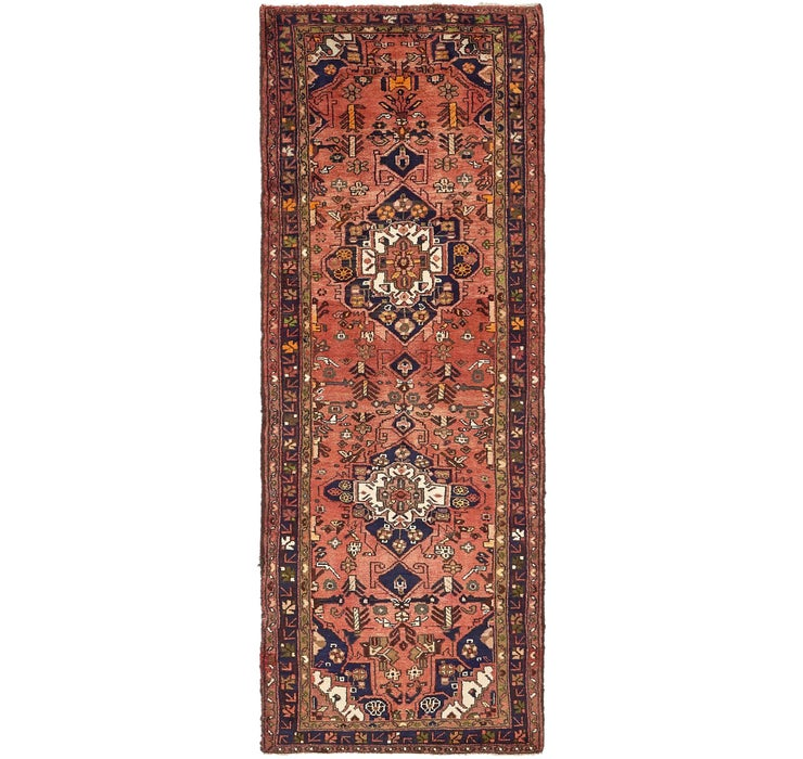 3' 3 x 9' Saveh Persian Runner Rug