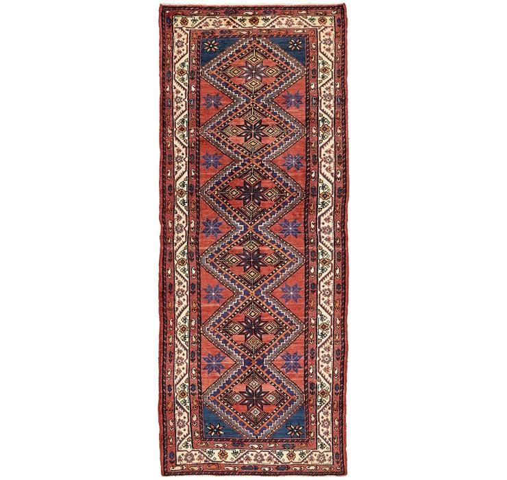 107cm x 290cm Chenar Persian Runner Rug