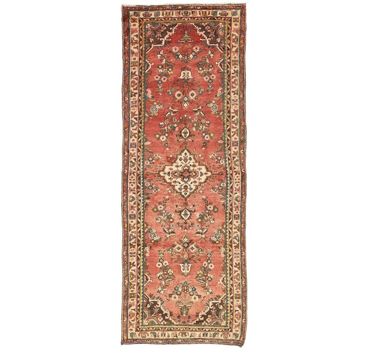 107cm x 292cm Borchelu Persian Runner...