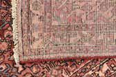 3' 7 x 10' 3 Hossainabad Persian Runner Rug thumbnail
