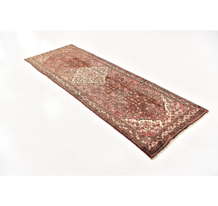 110cm x 312cm Hossainabad Persian Run...
