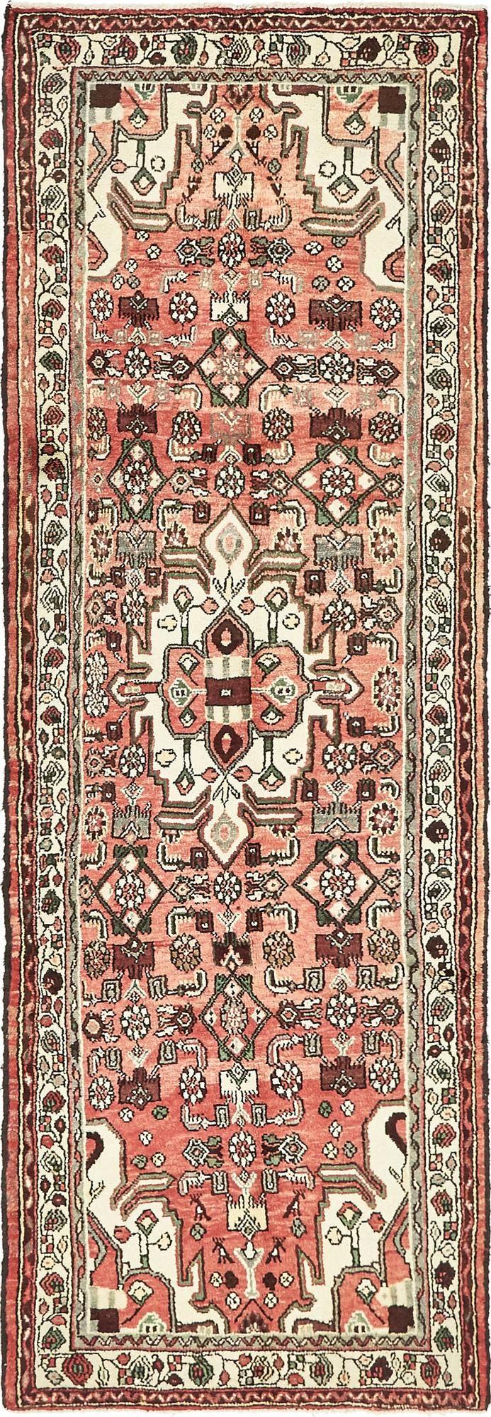 3' 3 x 9' 8 Liliyan Persian Runner Rug main image
