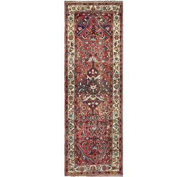 3' 3 x 9' 6 Borchelu Persian Runner Rug main image