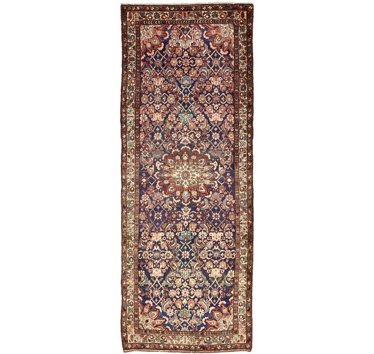 120cm x 315cm Hossainabad Persian Run...