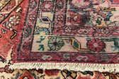4' x 9' 8 Hamedan Persian Runner Rug thumbnail