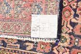 112cm x 282cm Hossainabad Persian Runner Rug thumbnail