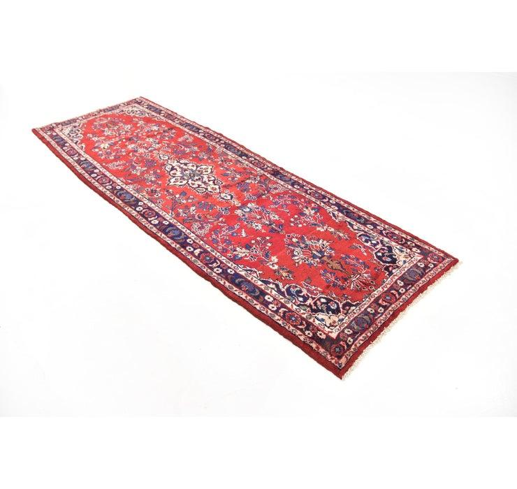 107cm x 318cm Mehraban Persian Runner...