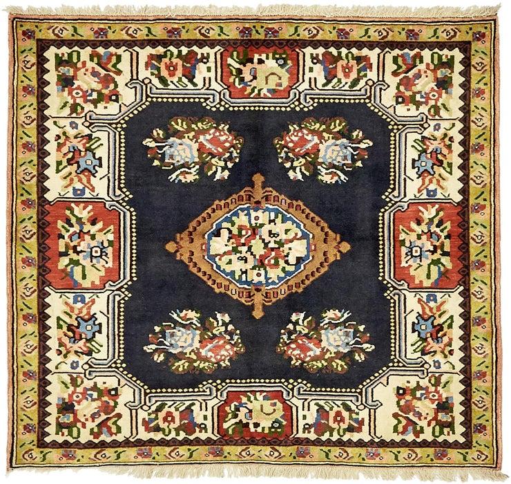 4' 3 x 4' 8 Bakhtiar Persian Square...
