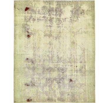 8' 10 x 11' 1 Ultra Vintage Persian Rug main image