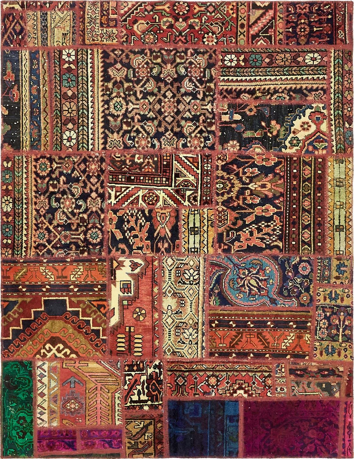 5' 3 x 6' 10 Ultra Vintage Persian Rug main image