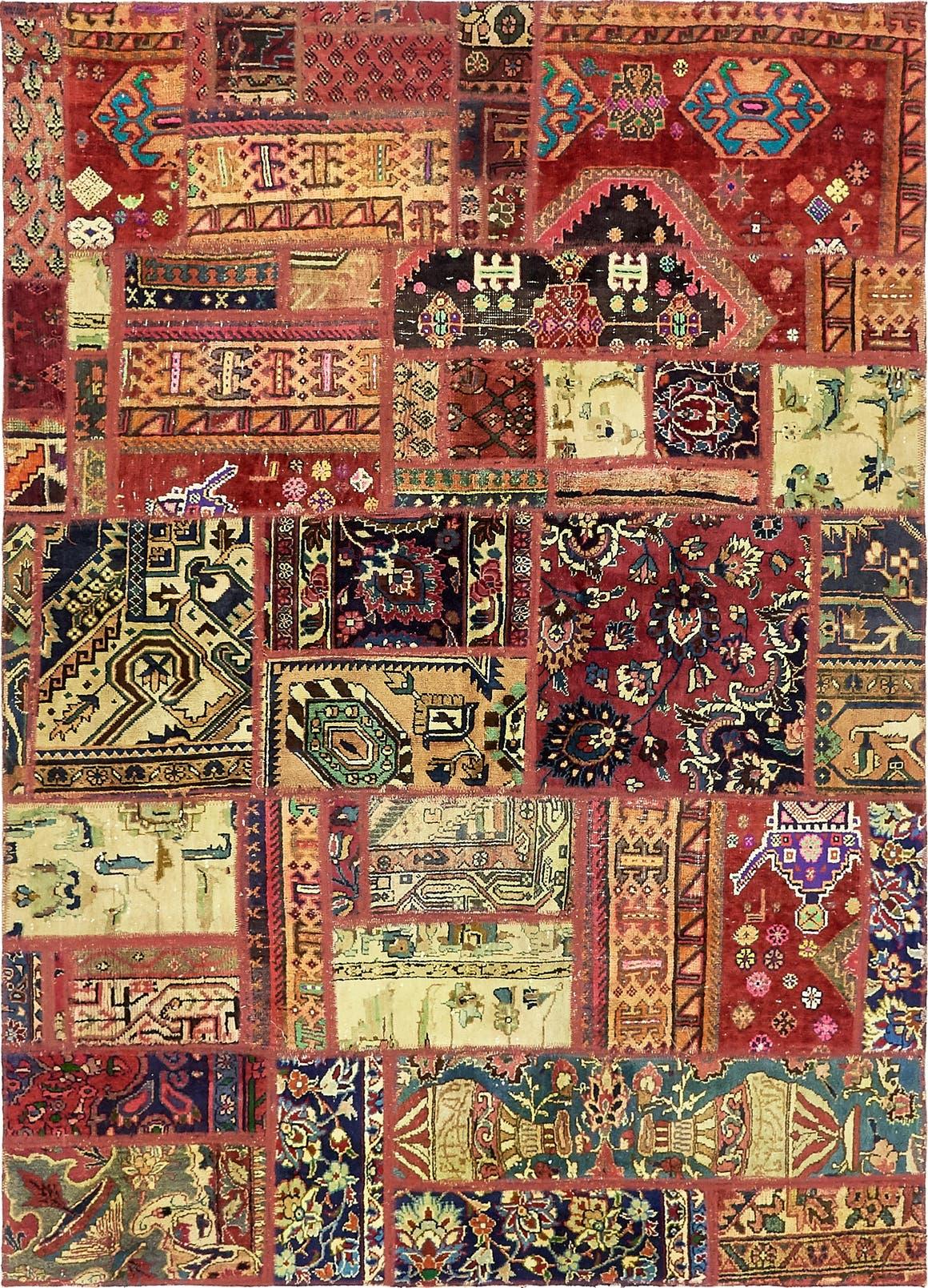 5' 5 x 7' 6 Ultra Vintage Persian Rug main image
