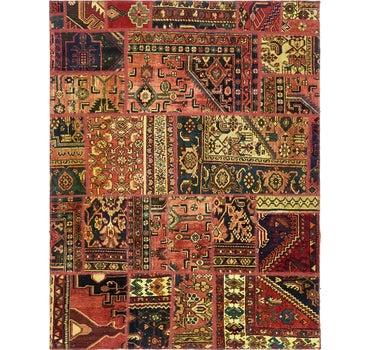 5' 1 x 6' 8 Ultra Vintage Persian Rug main image