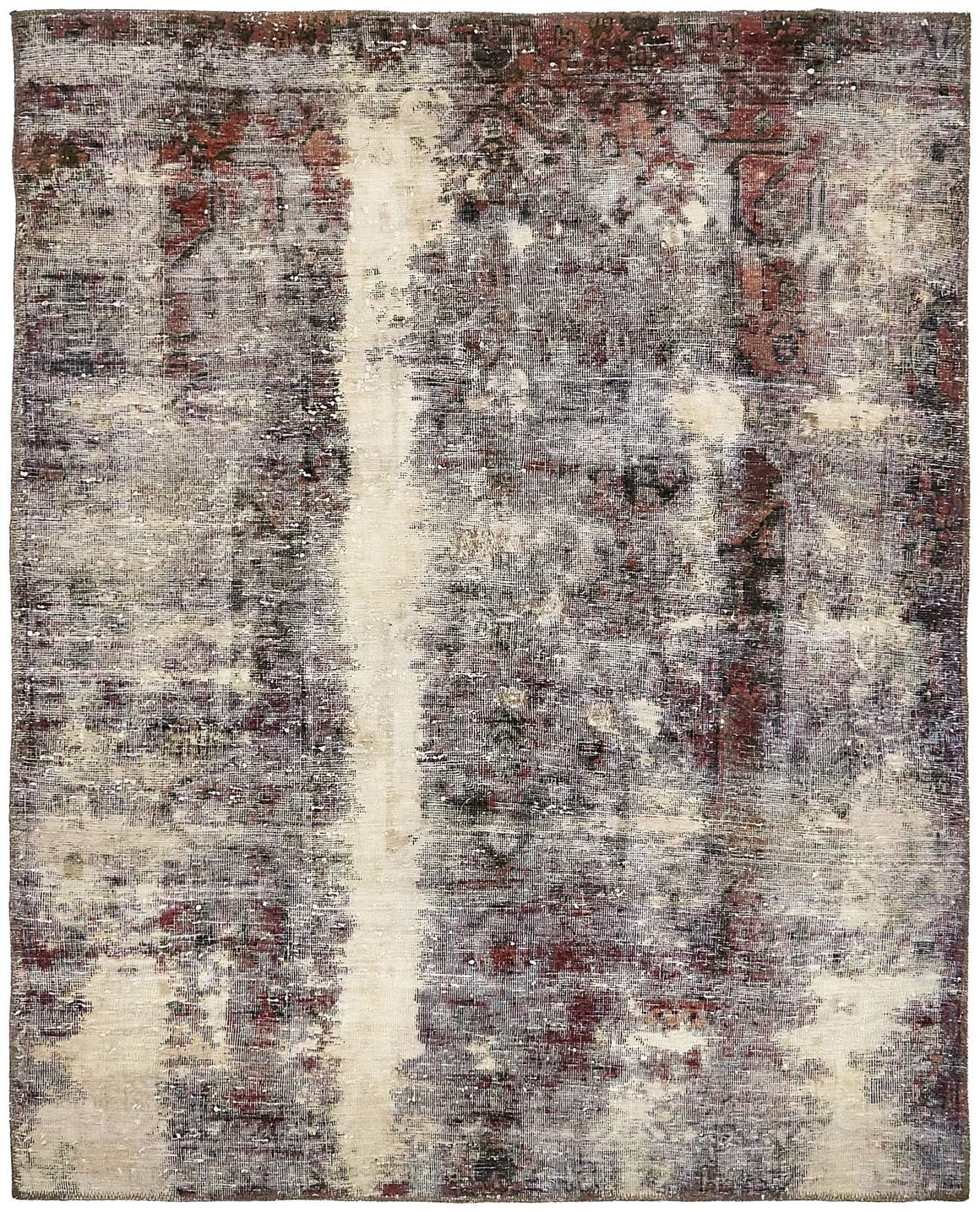 4' 11 x 6' 3 Ultra Vintage Persian Rug main image